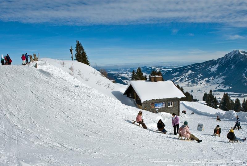 Rodeln & Kutschfahrten   Ötztal, Tirol, Österreich